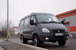 ГАЗ 27057. Продается грузопассажирская полноприводная Газель, 2 699 куб. см., 1 500 кг.