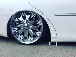 Dolce Wheels. 8.5x20, 5x112.00, 5x114.30, ET30, ЦО 73,1мм.