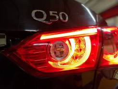 Крышка багажника. Infiniti Q50