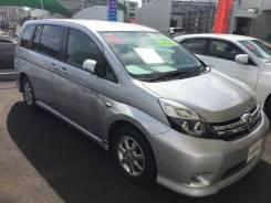 Toyota Isis. автомат, передний, 1.8, бензин, 84 500 тыс. км, б/п. Под заказ