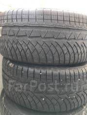 Michelin Pilot Alpin PA4. Зимние, без шипов, 2015 год, износ: 20%, 3 шт