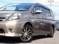 Toyota Isis. автомат, передний, 2.0, бензин, 55 000 тыс. км, б/п. Под заказ