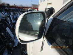 Стекло зеркала заднего вида бокового. Toyota Hilux Surf, GRN215, GRN215W, KDN215, KDN215W, RZN215, RZN215W, TRN215, TRN215W, VZN215, VZN215W