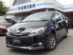 Toyota Wish. автомат, 4wd, 1.8, бензин, 62 650 тыс. км, б/п. Под заказ