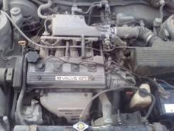 Двигатель в сборе. Toyota Sprinter, AE100 Двигатель 5AFE