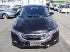 Honda Odyssey. автомат, передний, 2.4, бензин, 36 000 тыс. км, б/п. Под заказ