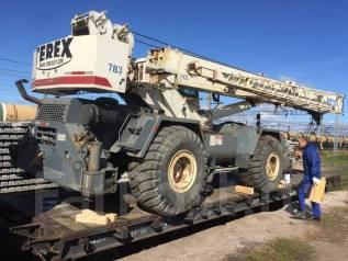 Terex. Продается кран , 50 000 кг., 52 м.