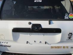 Дверь багажника. Toyota Hilux Surf, VZN215W, RZN215, KDN215W, TRN215, TRN215W, GRN215W, GRN215, RZN215W, KDN215, VZN215 Toyota Land Cruiser Prado