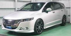 Honda Odyssey. автомат, 4wd, 2.4, бензин, 40 000 тыс. км, б/п. Под заказ