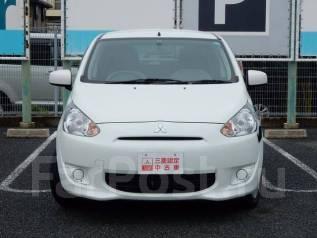 Mitsubishi Mirage. автомат, передний, 1.0, бензин, 4 500 тыс. км, б/п. Под заказ