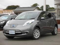 Nissan Leaf. автомат, передний, электричество, 14 000тыс. км, б/п. Под заказ