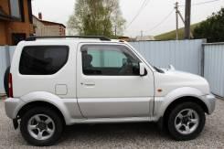 Suzuki Jimny Sierra. автомат, 4wd, 1.3 (88 л.с.), бензин, 100 000 тыс. км