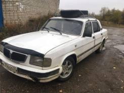 ГАЗ 3110 Волга. механика, задний, 2.4 (100 л.с.), бензин, 1 000 тыс. км