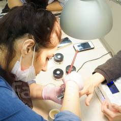 Приглашаются модели на наращивание ногтей и комбинированный маникюр!