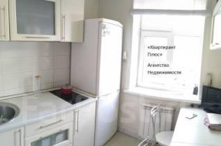2-комнатная, улица Калинина 210. Чуркин, проверенное агентство, 36 кв.м.