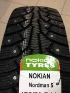 Nokian Nordman 5 SUV. Зимние, шипованные, 2016 год, без износа, 4 шт