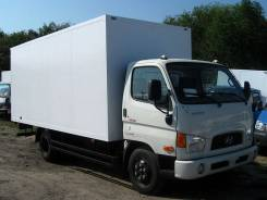 Hyundai HD78. Изотермический фургон Hyundai, 3 900 куб. см., 3-5 т
