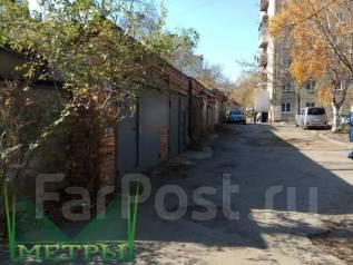 Гаражи капитальные. улица Хабаровская 29а, р-н Первая речка, 22 кв.м., электричество, подвал.