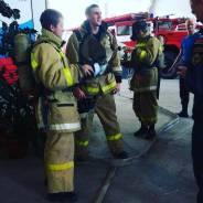 Пожарный. Средне-специальное образование, опыт работы 3 месяца