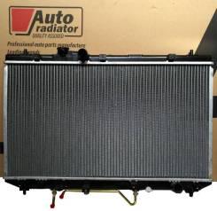 Радиатор охлаждения двигателя. Toyota Camry, SV43, SV40 Toyota Vista, SV40, SV43 Двигатели: 3SFE, 4SFE
