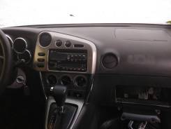 Панель приборов. Pontiac Vibe
