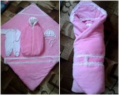 Комплекты для новорожденных.
