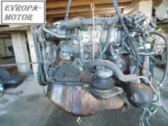 Двигатель (ДВС) (NF) на Audi 100 (44) 1991г.