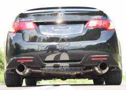 Обвес кузова аэродинамический. Honda Accord, CU2. Под заказ