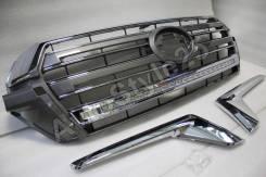 Решетка радиатора. Toyota Land Cruiser, GRJ200, J200, URJ200, URJ202, URJ202W, UZJ200, UZJ200W, VDJ200 Двигатели: 1URFE, 1VDFTV