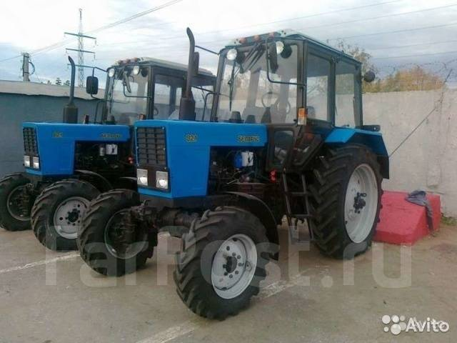 Купить трактор мтз 82 бу в санкт-петербурге