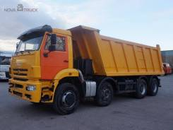 Камаз 65201. Самосвал -43, 11 762 куб. см., 25 570 кг.