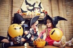 """""""Halloween"""" - тематическое занятие. Английский для детей."""