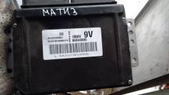 Блок управления двс. Daewoo Matiz, KLYA Двигатели: F8CV, B10S1