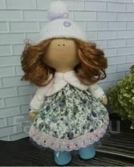Кукла текстильная интерьерная hand made