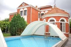 Продается загородный дом 537 кв. м. на участке 12,5 соток. Терешковой, р-н Супсех, площадь дома 537 кв.м., централизованный водопровод, отопление газ...