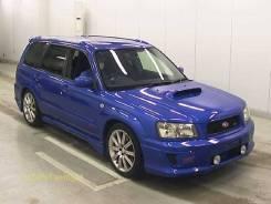Порог пластиковый. Subaru Forester, SG5, SG9L, SG9