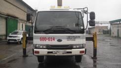 Aichi SJ240. Продаю автовышку, 7 000 куб. см., 25 м.
