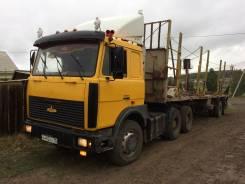 МАЗ 642208. Продам 2005 г. в. с полуприцепом 2002, 14 800 куб. см., 25 000 кг.
