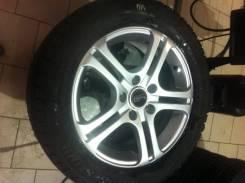 Bridgestone Blizzak VRX. Зимние, без шипов, 2015 год, износ: 10%, 4 шт