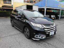 Honda Odyssey. автомат, передний, 2.4, бензин, 26 тыс. км, б/п. Под заказ