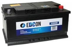 Edcon. 100А.ч., Прямая (правое), производство Европа