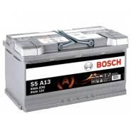 Bosch. 100 А.ч., Прямая (правое), производство Европа