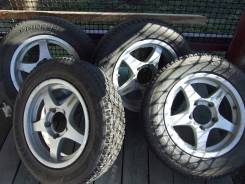 Продам колеса. 5.5x16 5x139.70 ET22 ЦО 110,0мм.