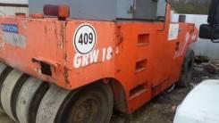 Hamm. Пневмоколёсный каток HAMM GRW18
