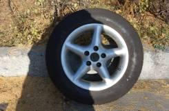 Новая шина Michelin. 6.5x15 5x108.00 ET45