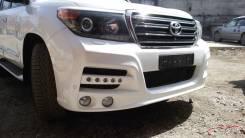 Бампер. Toyota Land Cruiser, URJ202, GRJ200, UZJ200, UZJ200W, URJ200, URJ202W, VDJ200, J200. Под заказ