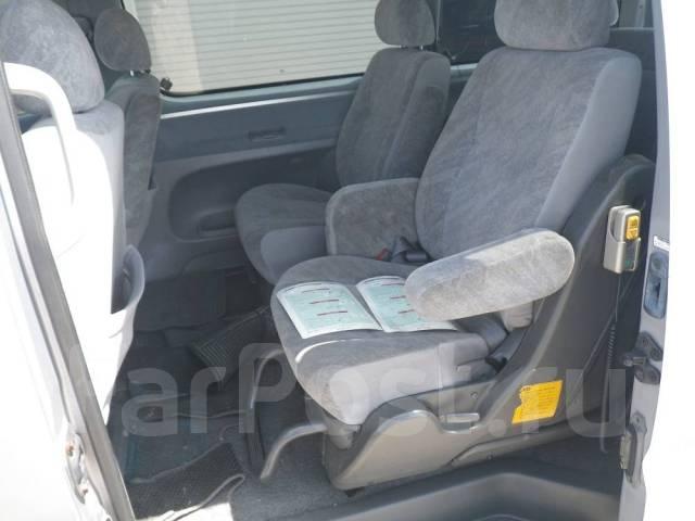 Toyota Hiace Regius. KCH46, 1KZTE