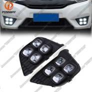 Ходовые огни. Honda Fit, GP5, GK6, GK5, GP6, GK4, GK3, GP4, GP1. Под заказ