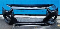 Бампер. Hyundai Solaris, HCR Двигатели: G4FC, G4LC