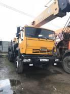 Галичанин КС-55713-4. КС 55713-4 (Галичанин) на шасси Камаз 65111, 10 850 куб. см., 25 000 кг., 21 м.